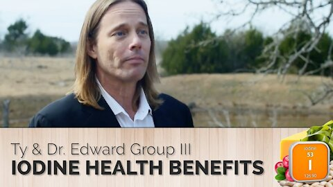 The Powerful Health Benefits of Iodine - Dr. Edward Group    Featured Interview