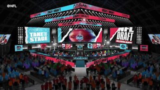 Select vaccinated fans will have increased access to NFL Draft festivities in Cleveland