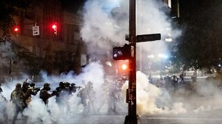 Portland Protests Surge In Uproar Over Federal Officers On Streets