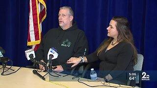 Injured officer speaks out after shooting
