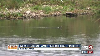 Everglades restoration project completed