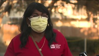 Charlotte Co. nurses protest over lack of protective equipment