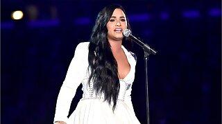 Demi Lovato Starts Mental Health Fund Amid Pandemic