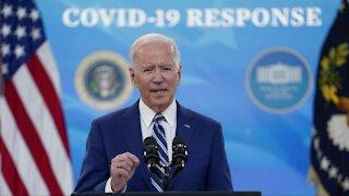 President Biden Urges States To Reinstate Mask Mandates