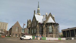 Trinity Lutheran Church: Two years later