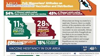 Some Missourians unsure about vaccine