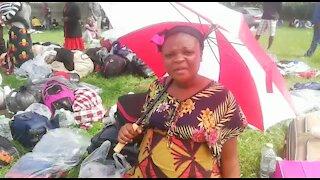 SOUTH AFRICA - Durban - Xenophobia (Video) (uuB)