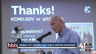 Council members seek public input on KCMO budget