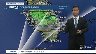 Dense Fog Advisory Continues Wednesday Morning