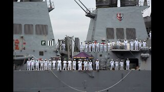 These warships are leaving Japan after more than two decades overseas