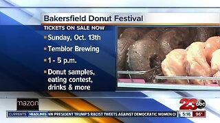 Bakersfield Donut Festival coming in October