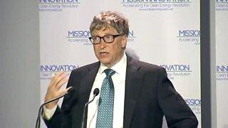 Bill Gates Discusses COVID-19 Vaccine