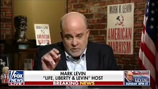 Mark Levin: I'm Convinced Biden Is Going to Get Us Into a War