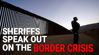 AMERICAS SHERIFFS ARE REVOLTING AGAINST THE OPEN BORDERS BIDEN ADMINISTRATION