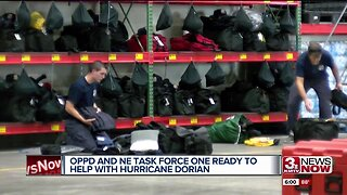 Nebraska Task Force One and OPPD ready to help with Hurricane Dorian