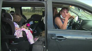 Wyoming family stuck in Denver after car stolen gets help from Denver7 viewers
