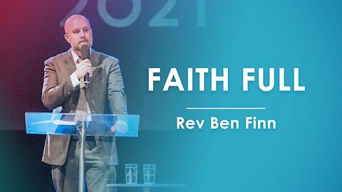 Faith Full - Ben Finn