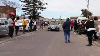 SOUTH AFRICA - Cape Town - Former Rugby player beats COVID-19 (Video) (hxD)