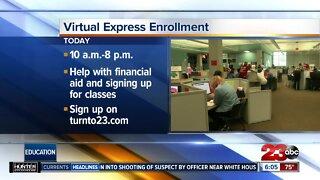 BC Virtual Express Enrollment