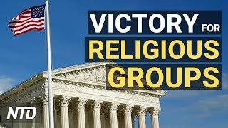 Supreme Court Sides With Catholic Foster Care Agencies; Texas Gov. Signs Into Law 7 Gun Rights Bills
