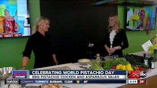 Foodie Friday: Celebrating World Pistachio Day