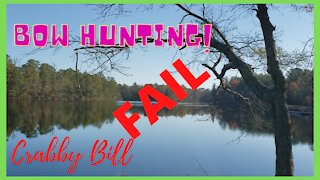 Fall archery hunting 2020