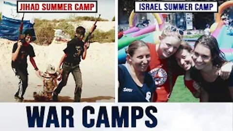 Hamas vs Israeli Summer Camps: Which Are Better? (EYE-OPENING)
