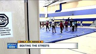 Wrestler starts program to mentor at-risk youth