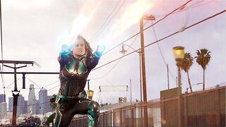 Captain Marvel Writer Talks About Cut Origin Story