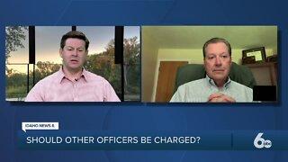 Former Ada County Sheriff talks about George Floyd death