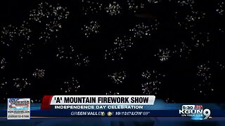 Tucson to celebrate Independence Day with A Mountain fireworks show