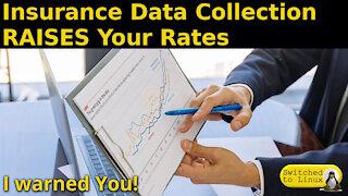 Insurance Data Collection Raises Your Rates