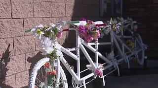 Las Vegas biking community remembers bicyclists killed