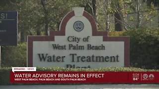 West Palm Beach drinking advisory: Young children, vulnerable don't drink tap water