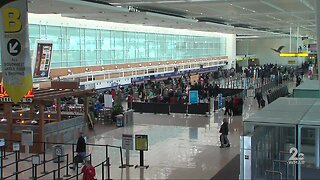 Record low numbers for travel during COVID-19 pandemic