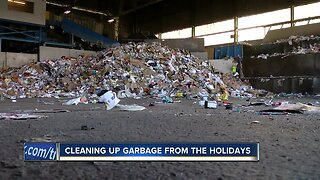 Stanford study: Americans throw out 25% more between Thanksgiving and New Year's Day