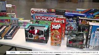 Community Services League opens Christmas Store