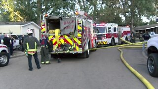 Structure fire leaves 1 dead in Fort Collins after bomb squad clears the scene