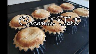 Coconut tart/coconut macaroons Recipe