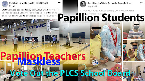 Who Is Controlling The PLCS School Board?