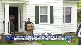 Mayor Pugh leave of absence