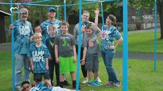 Celebrating Volunteers: local dedicates time to help kids