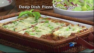 Mr. Food - Deep Dish Pizza Casserole