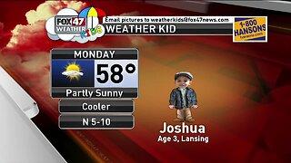 Weather Kid - Joshua