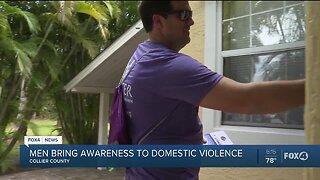 'Gentle'men against domestic violence' unite to spread awareness