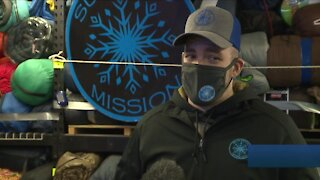 Local groups helping homeless survive arctic temps