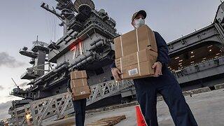 Sailors On USS Roosevelt Test Positive For COVID-19 After Quarantine