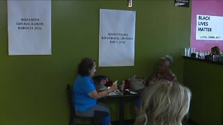 Akron restaurant teaching patrons about racial inequalities
