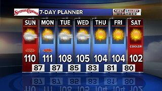 13 First Alert Las Vegas Weather August 4 Morning