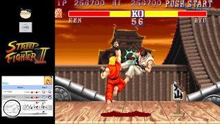 (MAME) Street Fighter 2 - 05 - Ken